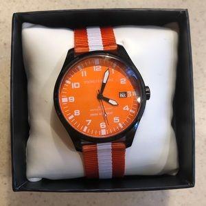 Dooney and Bourke Atlantic Stripe Watch